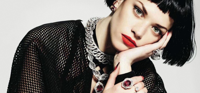 Jewelry...Grazia Spanien 23 April 2014