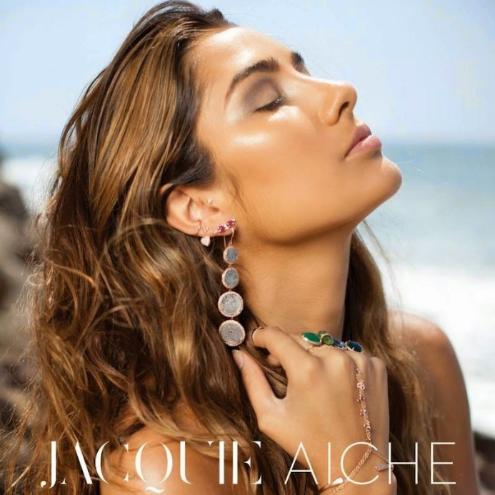Jacquie Aiche Mermaid Campaign photography Michael Blank