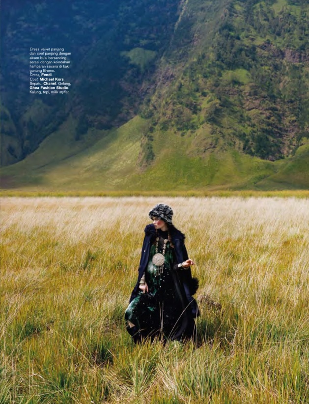 Harper's Bazaar Indonesia September 2014