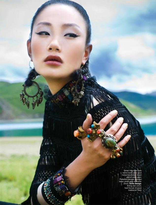 INDONESIA, SJU DAGAR I tibet
