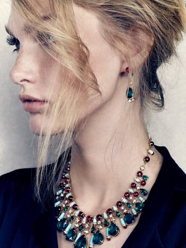 By David Slijper For Harper's Bazaar Germany November 2014