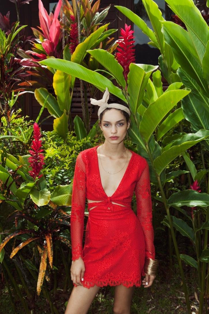 For LoveLemons Lookbook 2015...¨Pacific Getway¨