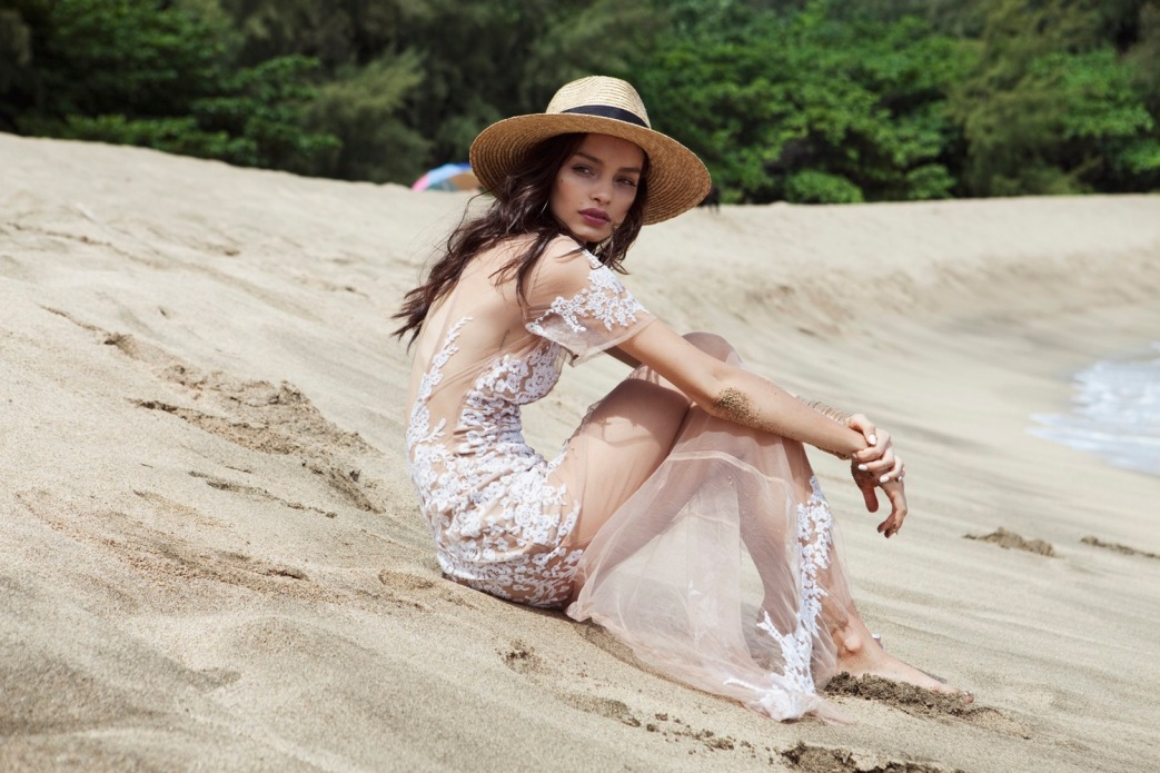 For LoveLemons Lookbook 2015...¨Pacific Getway¨